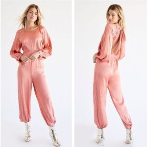 Free people ordinary magic jumpsuit NWOT
